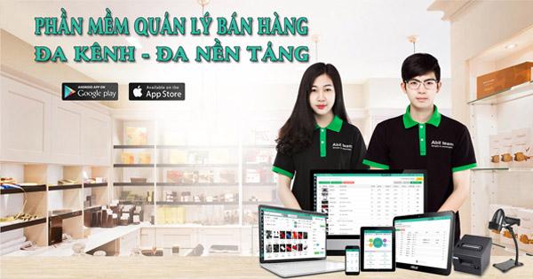 Abit - Phần mềm quản lý bán hàng online tốt nhất